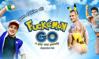 pokemon go parodie porno gay