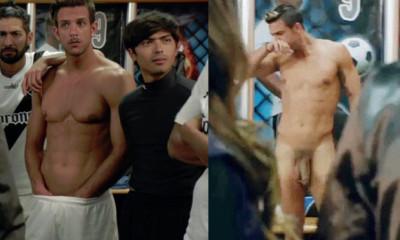 Célébrités masculines de l'adolescence nu
