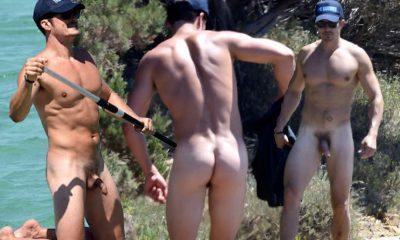 Photos de célébrités masculines nues